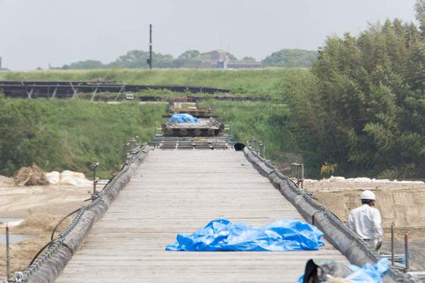 流れ橋-1805175