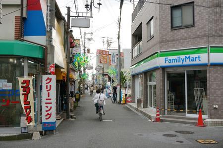 ファミリーマート寝屋川香里南之町店130630-01