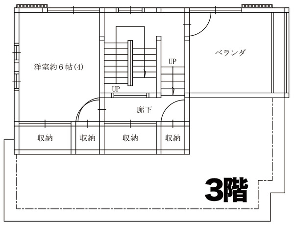フォワードBHL星丘-平面図3