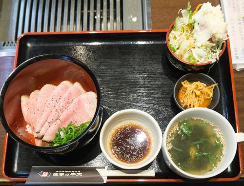 薩摩の牛太ローストビーフ丼-15111902