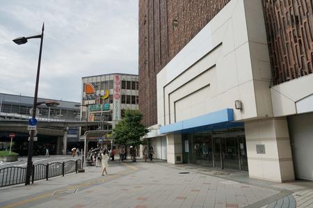 旧近鉄百貨店130716-01