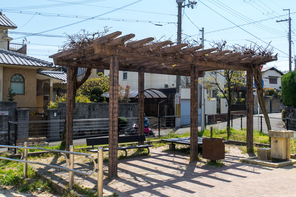かなさき公園-20040711