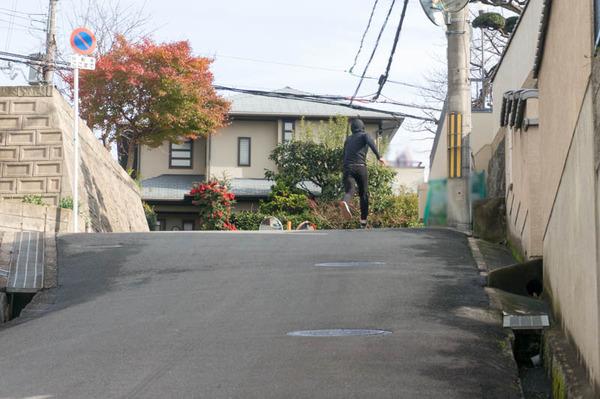 坂道サンタ-16120520