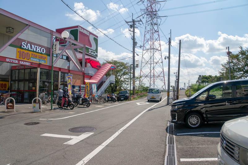 枚方市内100円バス