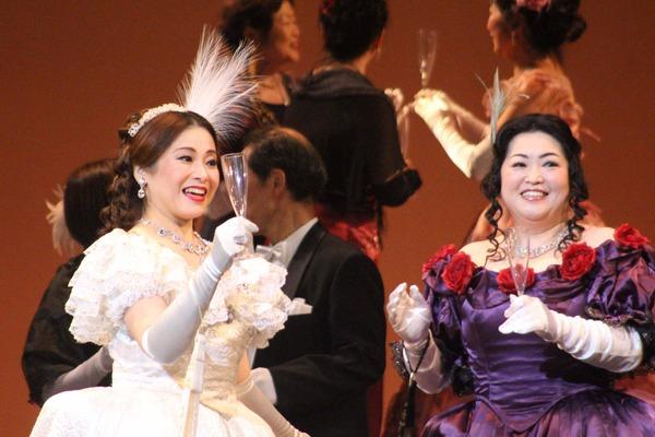 枚方シティオペラ(第2回公演のようす)