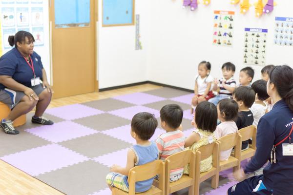 さくらインターナショナル乳幼児部-2