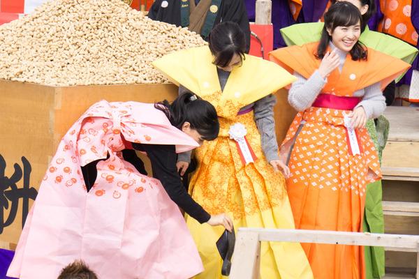 成田山不動尊 節分祭-37