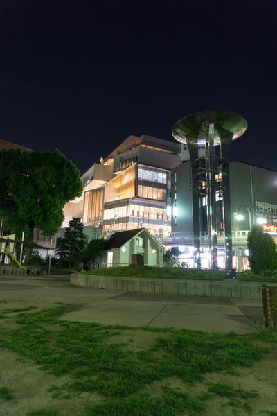 枚方T-SITE夜景-7