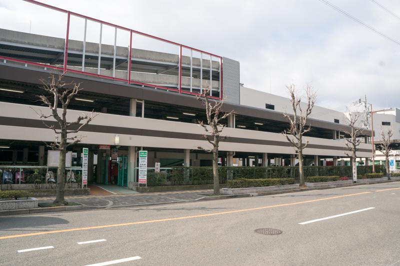 くずは駐輪場-15020506