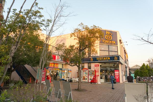 TSUTAYA東香里