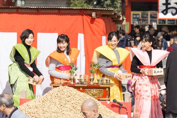 成田山不動尊 節分祭-20