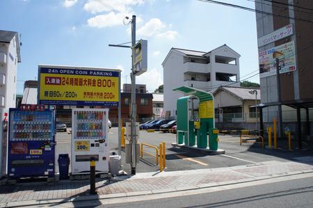 ビオルネ裏駐車場20120817134521