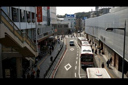 枚方市駅前