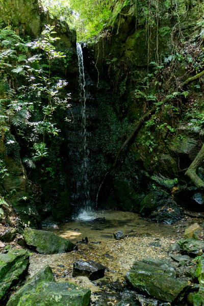 虚空蔵谷の滝-1707264