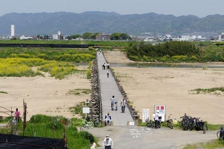 流れ橋120428-01