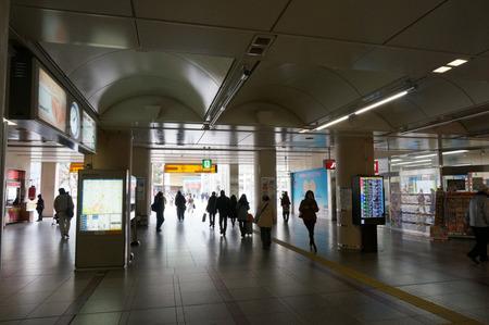 樟葉駅バスモニター130129-02