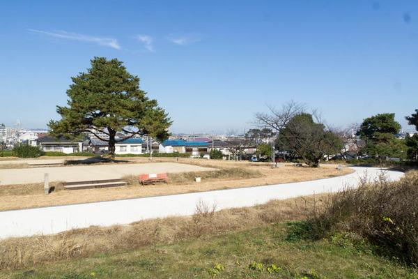 百済寺跡公園-1612039