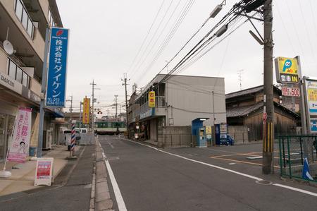 光善寺駅前ロータリー140120-01