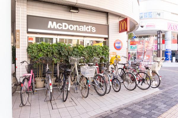 枚方市駅駐輪場-1610171