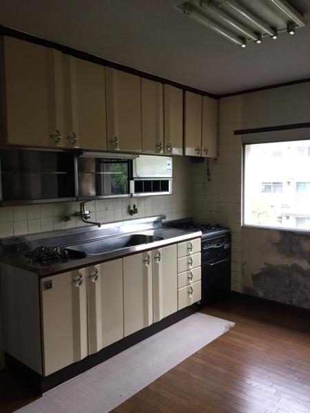 香里ケ丘住宅-1