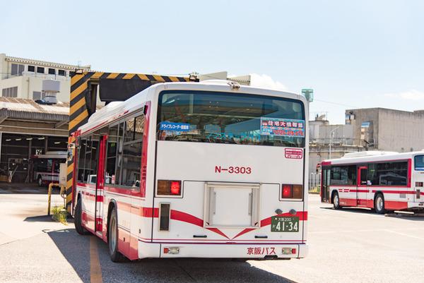 京阪バス-222