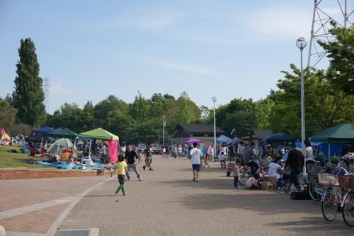 山田池公園バーベキュー-4