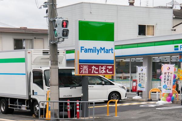 20171025ファミリーマート長尾家具町-2