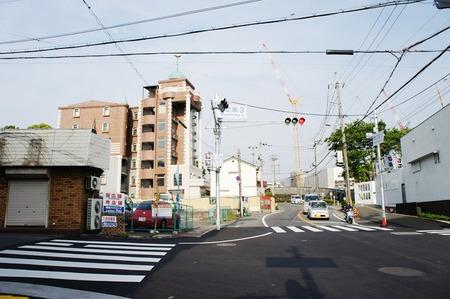 宮之阪3交差点120514
