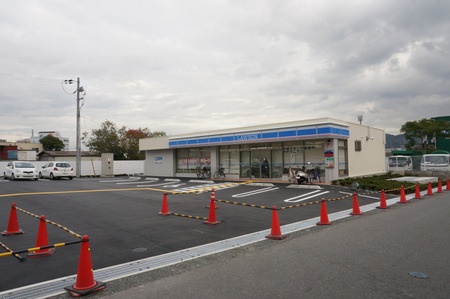 ローソン枚方春日西町一丁目店131112-02