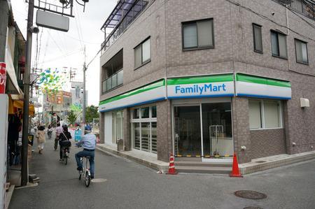 ファミリーマート寝屋川香里南之町店130630-02