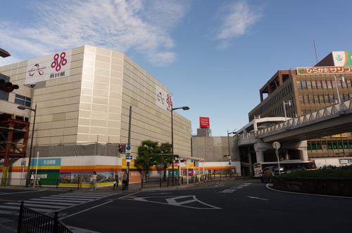 近鉄百貨店枚方店跡-33