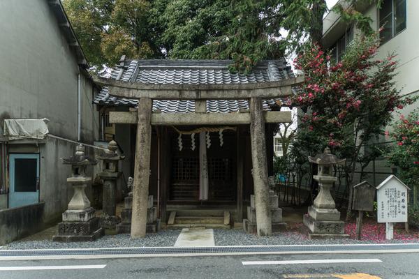 朝原神社-15122501