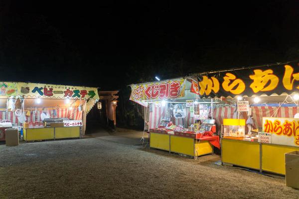 片埜神社夜-1901096