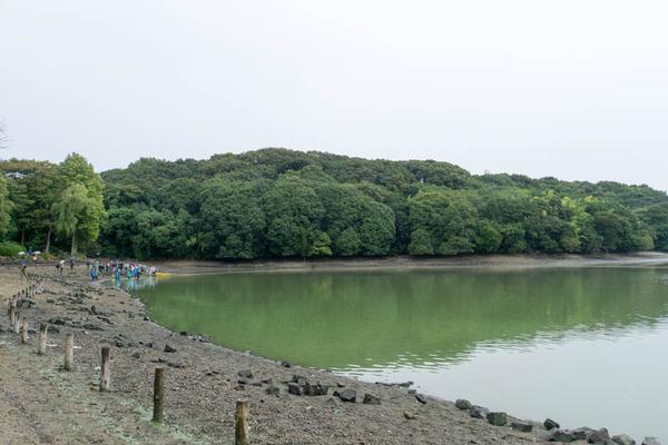 山田池公園-17101516