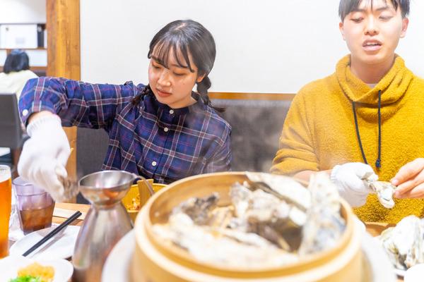 牡蠣鰻食べ放題-20102729