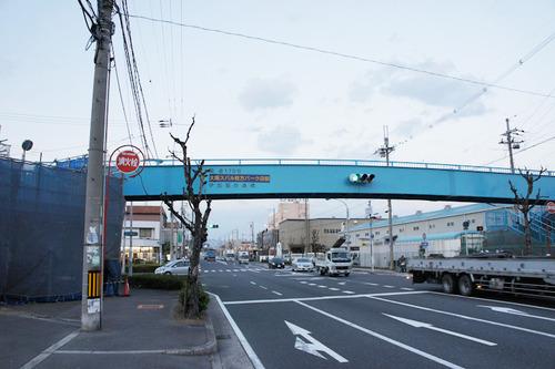 伊加賀歩道橋
