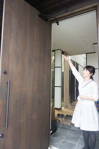 野村工務店 星田-32