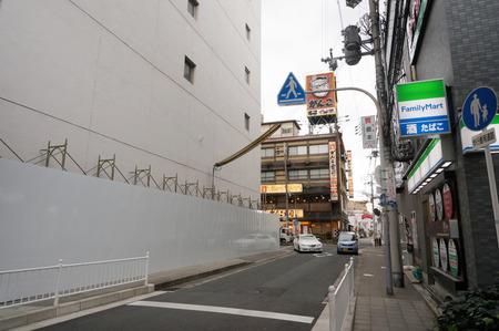 近鉄百貨店枚方店解体131208-23