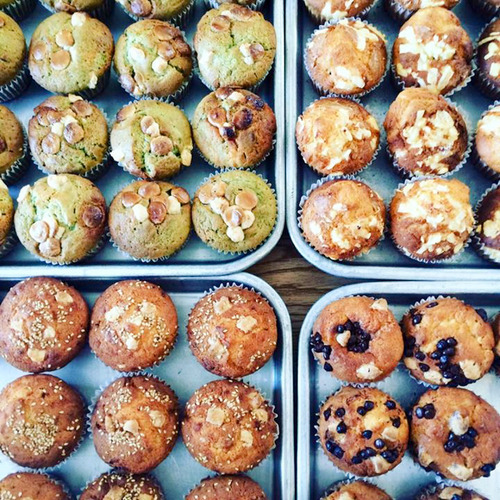 ECRU muffin * エクリュ・マフィン