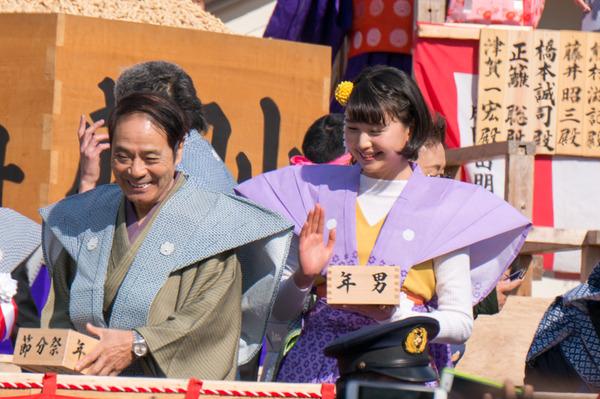 成田山節分祭-30