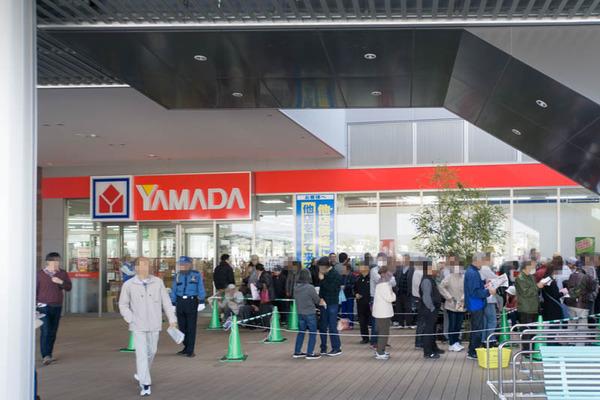 ヤマダ電機-1604151