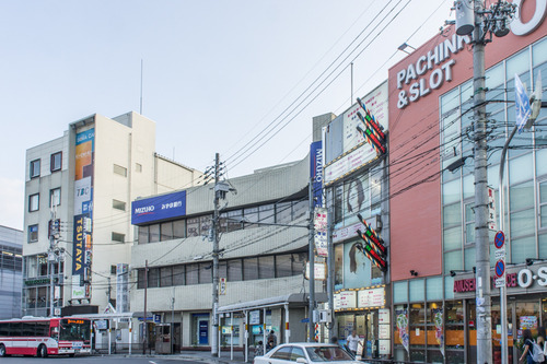 枚方市駅ロータリー-1408179