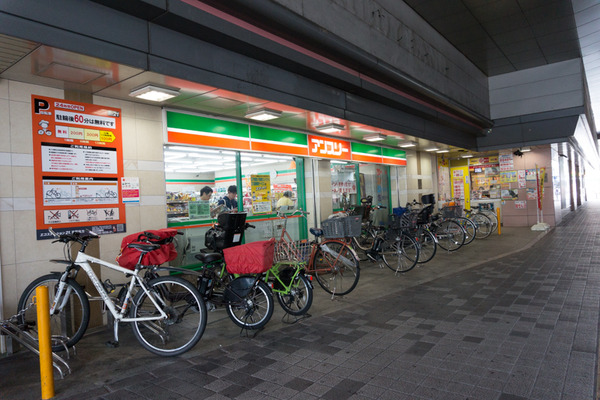 枚方市駅駐輪場-16101730