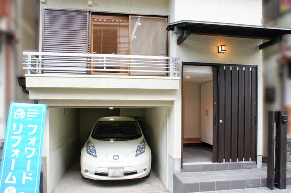 フォワード田口リノベ駐車場-2