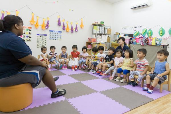 さくらインターナショナル乳幼児部-26