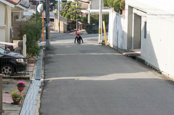 坂道サンタ-16120514