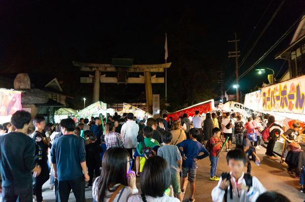 春日神社秋季例祭-49
