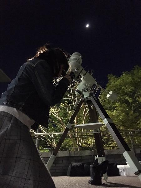 小型望遠鏡