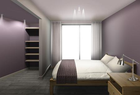 Cタイプ 寝室