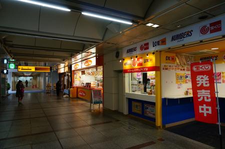 樟葉駅ビル130326-48